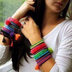 Omg! Vem muita novidade por aqui! www.nangara.com.br #nangara #handmade #acessórios #brasileira #bracelet #fashion #design #feitoamão #biojoias #ecofriendly #boho #bohochic #bohemian #summer #verão