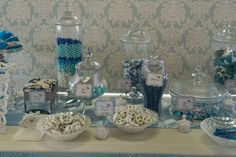 Little Prince Baby Shower | CatchMyParty.com http://www.candycoutureevents.com