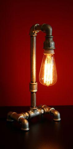 Lampa de masa handmade