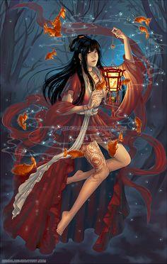 The Lantern by *Qinni on deviantART