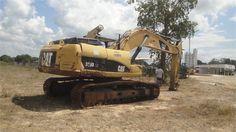 Caterpillar 329D - Internal stock No.: LOTE 41, Hours of use: 6851 h - Crawler excavators - Excavators - Construction - Mascus Portugal