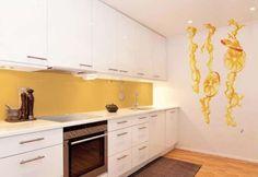 homify / Murales Divinos: Кухни в . Автор – Murales Divinos
