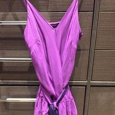 Flirty Dress Worn once, Armani Exchange bright and flirty dress. Size: Small/0 Armani Exchange Dresses Mini