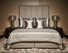 Legian | Producten | Eric Kuster | Metropolitan Luxury Hotel Bed, Bed Furniture, Home Collections, New Homes, Bedroom, Designinspiration, Decoration Design, Site Internet, Home Decor