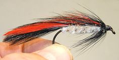 Red Shadow Trout Lure - Robert Bragg