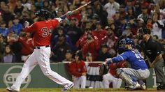 BOSTON — David Ortiz started his final regular-season series at Fenway Park off with a bang. Big Papigave Boston its first run against the Toronto Blue Jays on Friday with an RBI single in t…