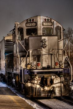 Stunning Train Picture
