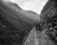 #TBT to the Million Dollar Highway.  Located between Silverton and Ouray.