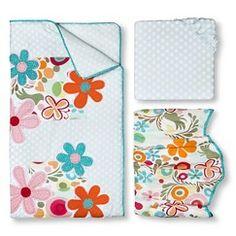 Cotton Tale Lizzie Crib Bedding Set