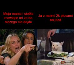 Read memy from the story karuzela smiechu by slodkiSZCZUR with 74 reads. Polish Memes, Best Memes Ever, Very Funny Memes, Funny Mems, Deadpool, Haha, Kuroko, Jokes, Humor
