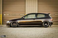 Georges Honda Civic EG Hatch via Richard S. Photography on Flickr