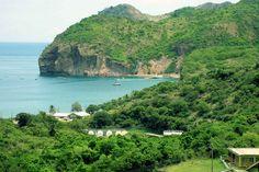 Little Bay, Montserrat, Caribbean. Also celebrates St. Patrick's Day.  #CheapflightsGG