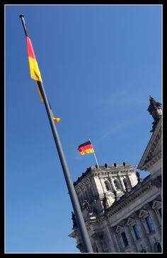 Flagge von Deutschland :)