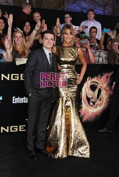Peeta and Katniss! Well, that's who they are in my mind...