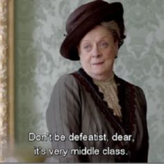 Downton Abbey - Maggie Smith   http://paperproject.it/cinema-tv/serially-speaking/5-motivi-vedere-downton-abbey/