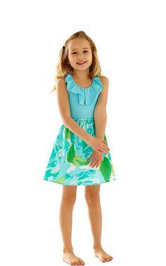 Girls Little Loranne Dress - Lilly Pulitzer