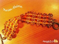 Alcira bracelet  design by Ella de2