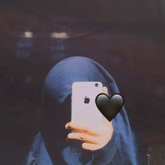 Ootd Hijab, Hijab Chic, Girl Hijab, Broken Mirror Projects, Dark Wallpaper Iphone, Indonesian Girls, Fake Photo, Muslim Girls, Instagram Story Ideas