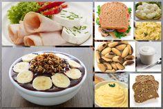 Cardápio: O que comer antes e depois do treino?  