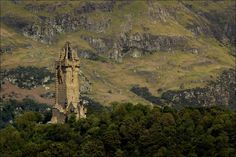 Inspiring Must See Places In Scotland -  The National Wallace Monument