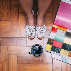 Comece o dia com um tempinho só para você! #taquillabrasil