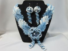 Sale 25 off / Elegant Jewelry set of Necklace by MagicalStrings, $21.00