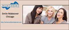 A Smile Makeover is a non-invasive alternative that can modify the look and features of your face to give you a more youthful appearance by Winterset Dental Care in Chicago IL.