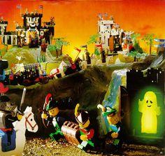 Lego Castle 1990 set