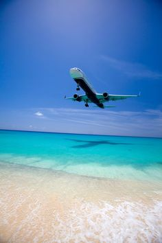 Saint Maarten Beach: Famous Place For Close Landings