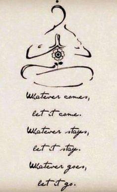 let it be. Buddha Symbol Tattoo, Buddhist Symbol Tattoos, Love Symbol Tattoos, Self Love Tattoo, Symbolic Tattoos, Buddha Symbols, Spiritual Symbols, Self Love Symbol, Meditation Tattoo