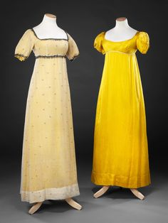 Dress and Underdress, 1810