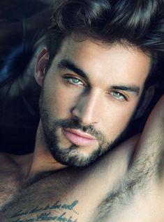 Love those eyes sexy men in 2019 beautiful men faces, beautiful men, sexy. Male Model Face, Male Face, Male Models, Beautiful Men Faces, Gorgeous Eyes, Hairy Men, Bearded Men, Eye Candy Men, Handsome Faces