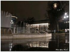 Un'inquadratura molto particolare del Castello Sforzesco di Milano.  (foto by spl33n)
