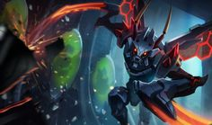 Mecha Kha'Zix Skin - Will Get If A Better One Doesn't Come (After I Own Him)