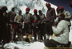 Seattle Backpackers Magazine reports on the 50th anniversary of the first American ascent of Mount Everest