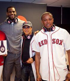 LeBron James Beats Studio Headphone And Power Beats Earphone By Dr Dre ~ Sense Of Luxury