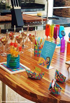 Festa de Verão na Piscina