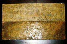 Protocrete tile factured