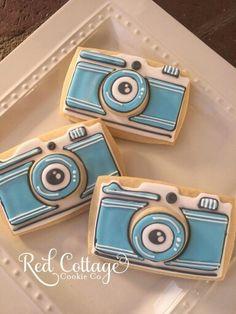 Crazy Cookies, Sweet Cookies, Cut Out Cookies, Cute Cookies, Galletas Decoradas Royal Icing, Galletas Cookies, Cookie Decorating Icing, Artist Cake, Decorator Frosting