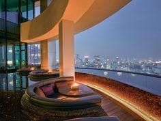 El Anantara Sathorn Bangkok Hotel de Bangkok, Tailandia