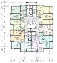 12 Unique Modern House Architecture Style - We seek happiness Office Floor Plan, Hotel Floor Plan, Floor Plan Layout, House Floor Plans, Hotel Design Architecture, Stairs Architecture, Residential Architecture, Architectural Floor Plans, Architectural Section