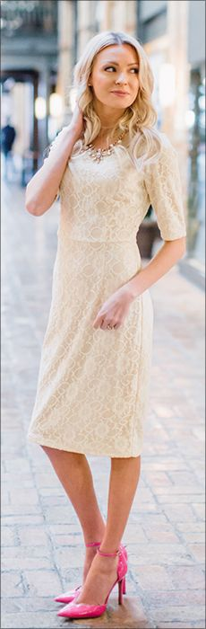 June Dress [MDS1611] - $49.99 : Mikarose Boutique, Reinventing Modesty