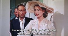 quote movie quotes Grace Kelly high society old movies bing crosby Pop Punk, Film Quotes, Funny Quotes, Old Movie Quotes, Brainy Quotes, Funny Memes, Random Quotes, Quotes Quotes, Citations Film