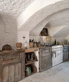 Josephine Ryan's kitchen, Provence