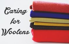 How to care for wool fabric