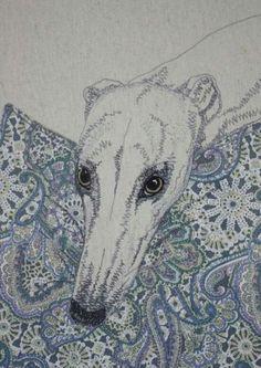 Karen Nicol - Textile Artist - Commission