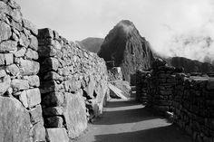 Machu Picchu 3, Peru, 2007