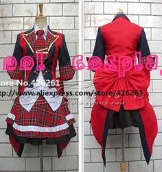 Yuko oshima AKB0048 8e Tomomi Itano Takahashi Minamithe Mayu Watanabe Cosplay kawaii Costume set(China (Mainland))