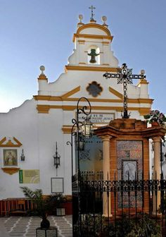 SPAIN / ANDALUSIA / Places, towns and villages of Andalusia - Bollullos del Condado Huelva Spain