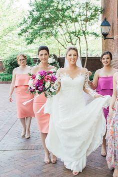 of honor hair styles best 25 bright bridesmaid dresses ideas on 8299
